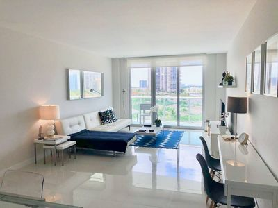 Photo for Sunny Isles - Stunning Apartment 1br/1.5bath