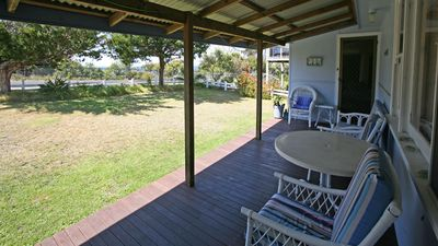 Photo for Blue Pool Cottage - Close to Bermagui's Natural Rock Ocean Pool, beaches & shops