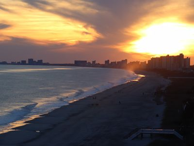 Photo for Beautiful Oceanfront 2 Bedroom (BOTH OCEANFRONT) Condo With AMAZING Views