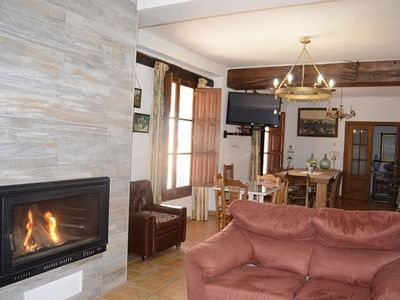Photo for Self catering Cortijo El Almimbral for 16 people