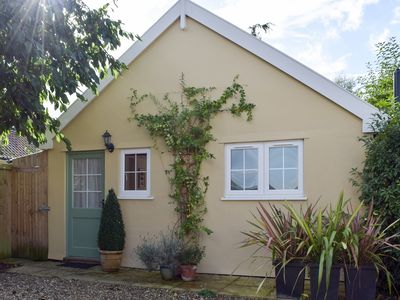 Photo for 1 bedroom accommodation in Bruisyard, near Framlingham