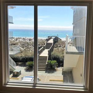 Photo for SPACIOUS CONDO IN SMALL LOW-RISE COMPLEX WITH EASY ACCESS TO BEACH AND POOL