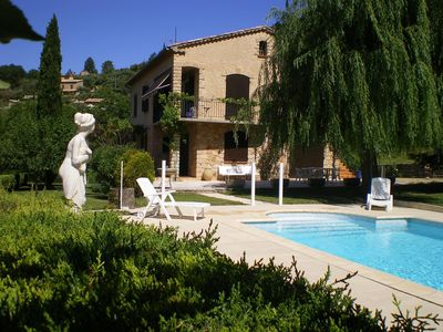 Photo for LA FRAMBOISINE 1 (furnished) - Moustiers Ste Marie