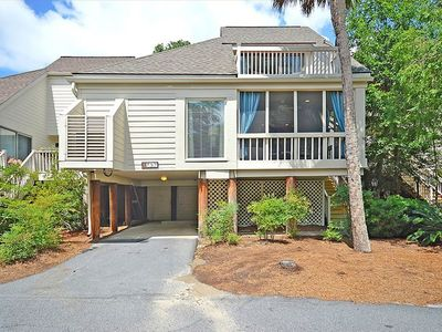 Photo for FULLY RENOVATED, GORGEOUS Spinnaker Villa, Walk to Beach!