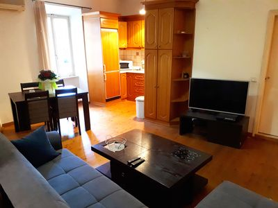 Photo for 2 Bedrooms Apartment in the heart of the historic Corfu city center.