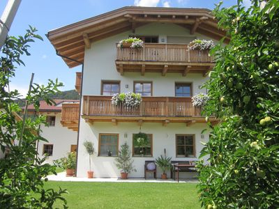 Photo for Apartment with swimming pool in South Tyrol
