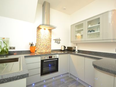 Photo for Luxury apartment located adjacent to Bexhill Seafront Promanade