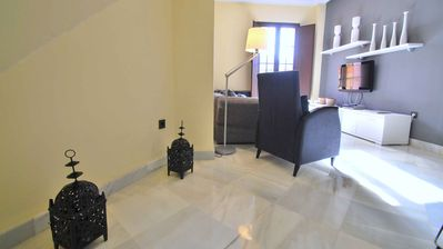 Photo for L5 3 bedrooms Apartment with Terraces / WIFI / Air Conditioning / Kitchen in Historic Center