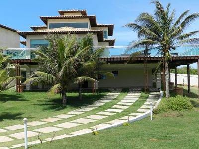 Photo for Beautiful house in the best condominium, 150mts from Brava Beach. Prox. Rua das Pedras