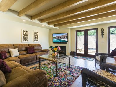 Photo for 3BR/3.5BA Palm Springs House, Dog-Friendly w/ Private Pool & Spa