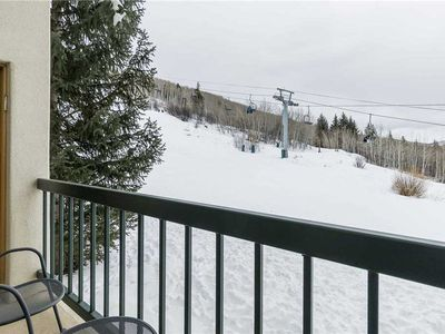 Photo for Ski-in/ski-out to Elkhorn Lift - shared pool & hot tub