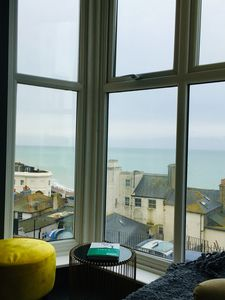 Photo for Fabulous Apartment with uninterrupted sea views
