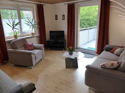 Photo for Beautiful, comfortably furnished apartment in Waldkirch near Freiburg