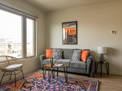 Photo for 2BR Apartment Vacation Rental in Albuquerque