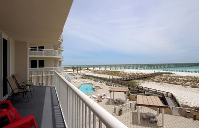 Photo for Summerwind West ~ Unit 201 ~ Oceanfront Luxury ~ Renovated 3BR/3BA