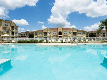 Magnificent 2 Bedroom Condo With Flat Screens in a Gated Community!