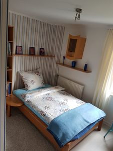 Photo for Price for 2 private rooms, wifi, parking, breakfast included, 3 stops in the lounge