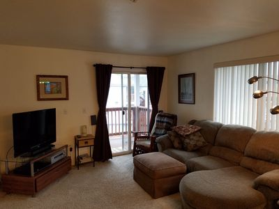 Photo for 2BR/2BA Condo in the heart of Anchorage-Along Trail System