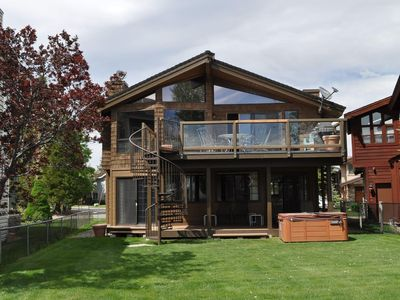 Photo for Aloha In Tahoe, Hot Tub, Boat Dock Pet Friendly
