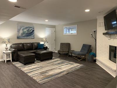 Photo for NEW Peaceful, Private Luxurious Suite w/Fireplaces