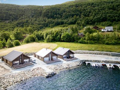Photo for Apartment Amundsen (FJS558) in Stongfjorden - 6 persons, 4 bedrooms