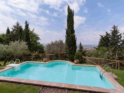 Photo for Stunning 5 bedroom Villa in Cortona (Q3990)
