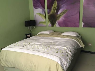 Photo for 1BR Apartment Vacation Rental in santa tecla