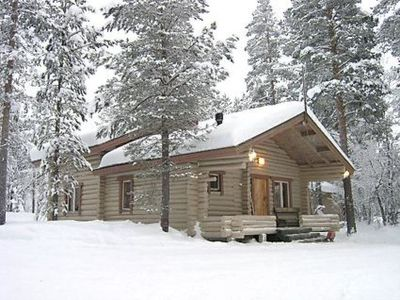 Photo for Vacation home Saivontupa in Enontekiö - 6 persons, 3 bedrooms