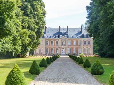 Photo for Chateau Philippe de Fay - Country house for 92 people in Boisney