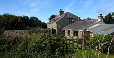 Photo for Cosy Cottage. Log Stove, Private Walled Garden, Coastal Walking From The Door.