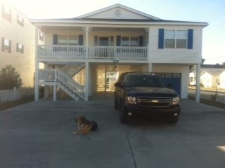 Photo for Private Luxury Home 4 Bdrm, 3 Bath, Ocean Block, Cherry Grove
