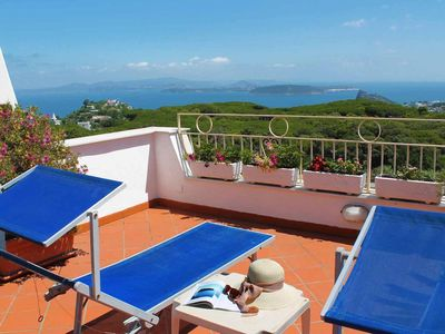 Photo for 3BR Apartment Vacation Rental in Barano d'Ischia