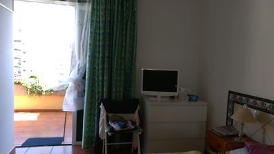Photo for Cozy 2 ½ room apartment with a nice balcony and a view of the Teide