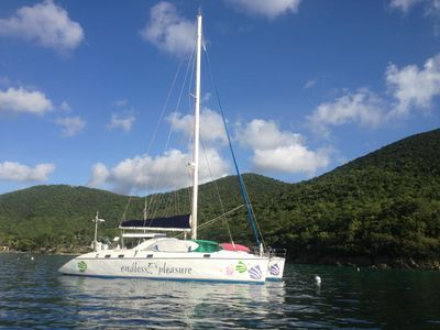 Photo for Sail the Stunning Grenadines on Your Own Private Crewed Yacht