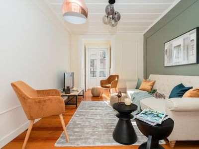 Photo for Stunning & modern apartment in Chiado