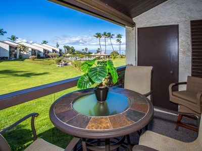 Photo for #222  Second floor condo, easy access to best beach on Maui!