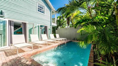 Photo for << ENDLESS SUMMER @ DUVAL >> Newly Renovated Home & Pool + LAST KEY SERVICES...