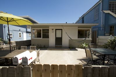 Marvelous 2 Classy Beach Cottages Great Location Great Rates Book 1 Cottage Or Both Mission Beach Download Free Architecture Designs Itiscsunscenecom