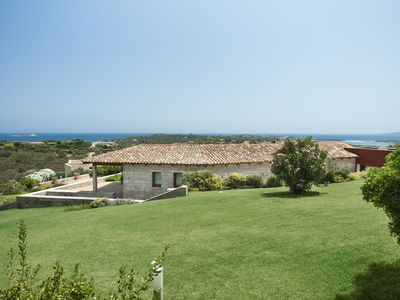 Photo for Villa Bellavista, surrounded by greenery with breathtaking sea view