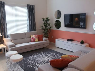 Photo for Beautiful 4 bedroom home accommodates 8 guests