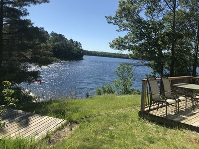 Photo for Lake Home in Northern MN surrounded by ATV/snowmobile trails and wildlife