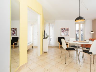 Photo for Apartment Baltic Park 14/232 with 2 bedrooms and sea views