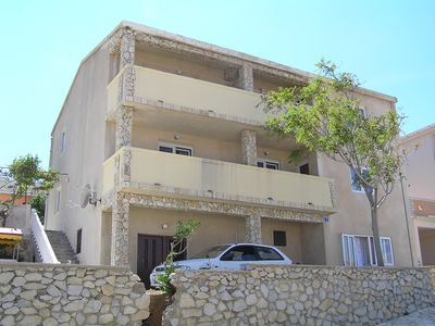 Photo for 3BR Apartment Vacation Rental in Pag, Kvarner Bucht