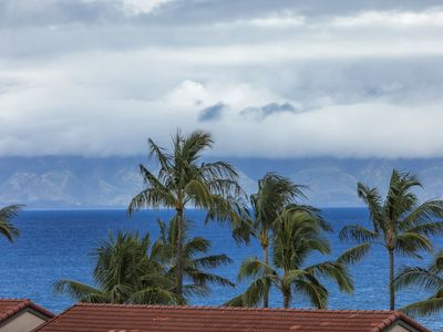 Photo for Kaanapali Shores Unit 734 - Ocean Front and Ocean View Studio - north of downtown Lahaina