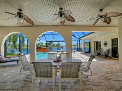Photo for Spacious Gulf Access Vacation Home