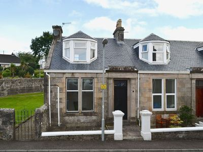 Photo for 1BR Cottage Vacation Rental in All Isle Of Cumbrae, Isle of Cumbrae