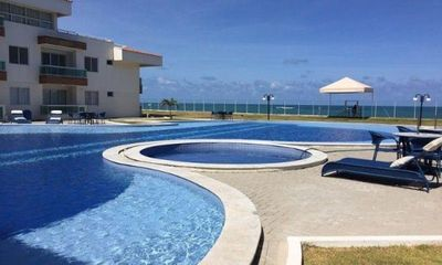 Photo for Apartment on the beach of Buzios - 20 min from Natal / RN