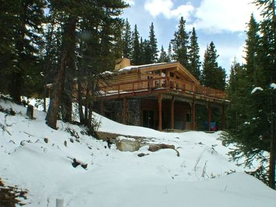 Bearview Lodge - on a gorgeous secluded property 15 minutes from Breckenridge