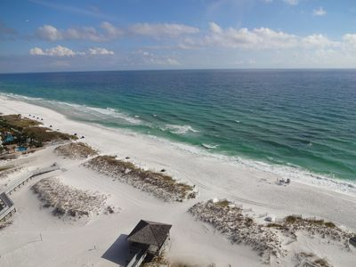 Photo for Directly on the Beach in Beautiful Destin, Florida