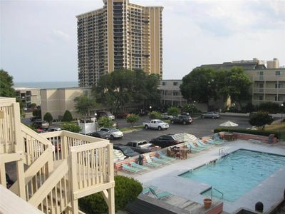 Photo for OceanView! Two Pools,Pier nearby,Spacious,W/D,Full Kitchen